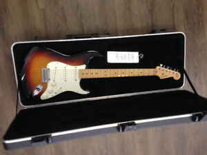 Fender American Standard Stratocaster with upgrades