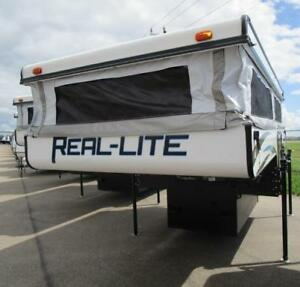 2018 REAL-LITE SS 1600 TRUCK CAMPER