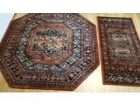 Rug and runner rug