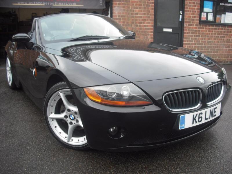 BMW Z4 PETROL MANUAL 2004/K