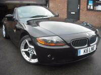 BMW Z4 PETROL MANUAL 2004/K