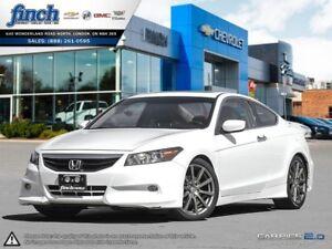 2012 Honda Accord EX-L V6 EX-L COUPE