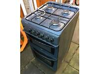 Indesit gas cooker. 50 cm wide