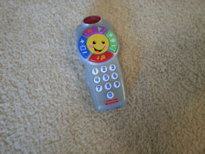 Fisher Price Remote Control