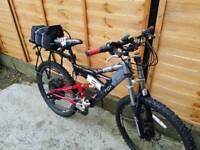 500w electric mountain bike