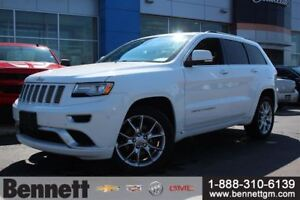 2015 Jeep Grand Cherokee Summit - Fully loaded V8