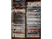 ASSORTED DVDS 50p/£1