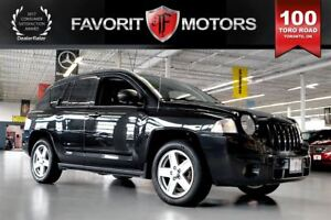 2010 Jeep Compass North FWD | SUNROOF | HEATED SEATS | AUX