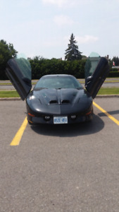 1996 firebird LT1 V8 5.7L RAM AIR / lambo doors