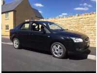 BARGAIN BARGAIN Ford Focus Ghia 07. Very reliable. Sound mechanical condition