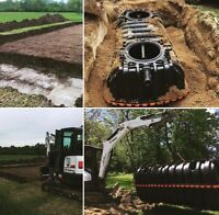 Septic Installation-insured and certified