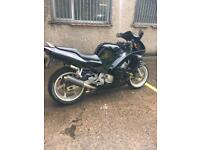 Honda car 600f reliable with years mot
