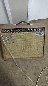 Fender Acoustasonic 30 Watt Amp