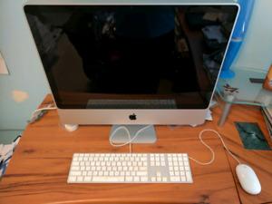 """24"""" 2009 iMac 2.8GHz 2GB"""