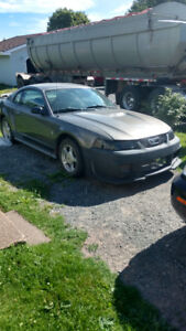 Looking to trade 2001 Ford Mustang