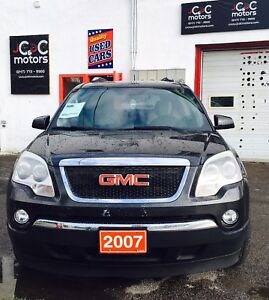 GMC ACADIA 2wd  7 passenger  BEST DEAL IN TOWN