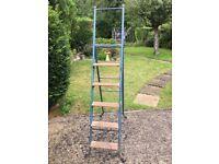 Vintage Large Step Ladder For Sale