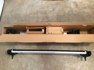 Volkswagen Golf Base Carrier Bars (Roof Racks)