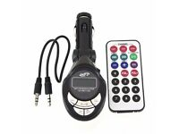 4 in1 Car MP3 Player