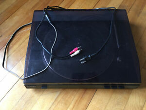 Sony PS-LX300USB Record Player