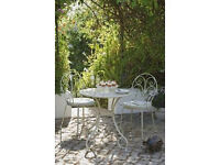 Heart of House Jasmin 2 Seater Bistro With Cushions