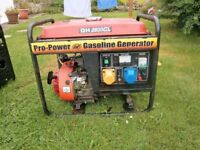 Pro - Power Gasoline Generator DH2500 CL