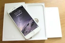 Apple iPhone 6 Plus in Silver 16GB