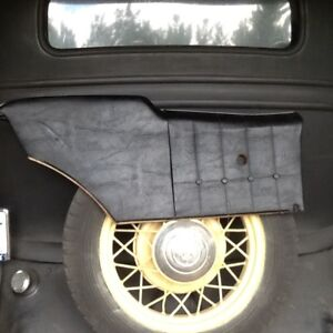 Black interior panels for 1970 Monte Carlo and possibly Chevelle