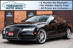 2013 Audi A7 Prestige+S line+navigation+360 Camera+LED+