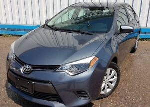 2015 Toyota Corolla LE *HEATED SEATS*