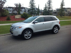 Ford Edge Limited, AWD, Leather, Sunroof, Navigation