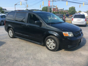 2008 Dodge Grand Caravan SE November 20'th MVI 158 kms $3950.