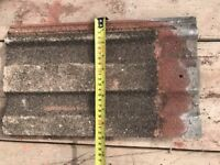 Re Claimed Redland Roof Tiles,Valley Tiles,Hip and Ridge Tiles FOR SALE