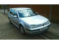 2003 VW GOLF 1.6 SE GREAT DRIVE NEW MOT