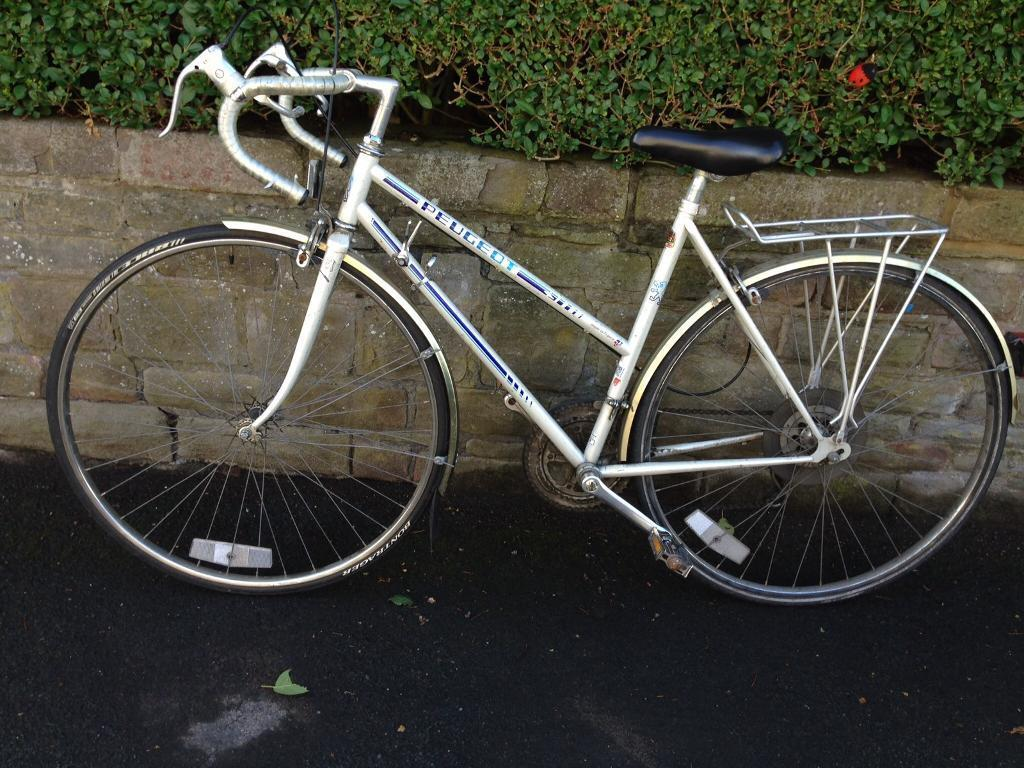 bike peugeot 1980 touring ladies gloucester road bristol bicycles ended ad
