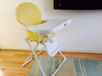 Meggy high chair