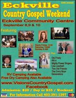 Eckville Family Country Gospel Weekend