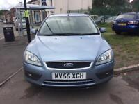 Ford Focus 1.6 Ghia excellent drive service history hpi clear