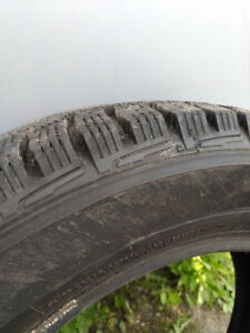 4 Winter i pike tires 185/60 R15