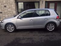 2011 VW Golf 1.6TDi DSG Semi-Automatic MATCH Silver