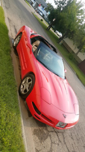 2000 Chevrolet corvette PRICE LOWERED!