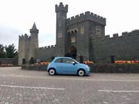 🚙 2014 (Dec) Fiat 500 Colour Therapy only 1,200 miles !! 🚙 (not corsa fiesta clio mini)