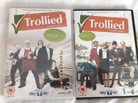 Trollied series 1 and 2 dvds