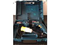 Bosch heavy duty drill 110 V