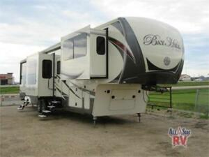 2017 BAYHILL 379 FL - FRONT LIVING ROOM FIFTH WHEEL