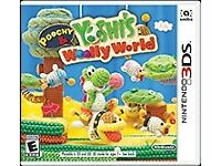 3ds games yoshis wooly World and yoshis new island