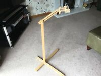 Elbesee Posilock Floor Stand and Helping Hand
