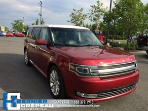 2013 Ford Flex Limited **GPS, TOIT PANO, DVD + WOW!!