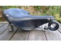 Brooke's Classic Leather Bicycle Saddle, B135