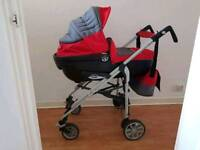 Puschair chicco 2 in 1